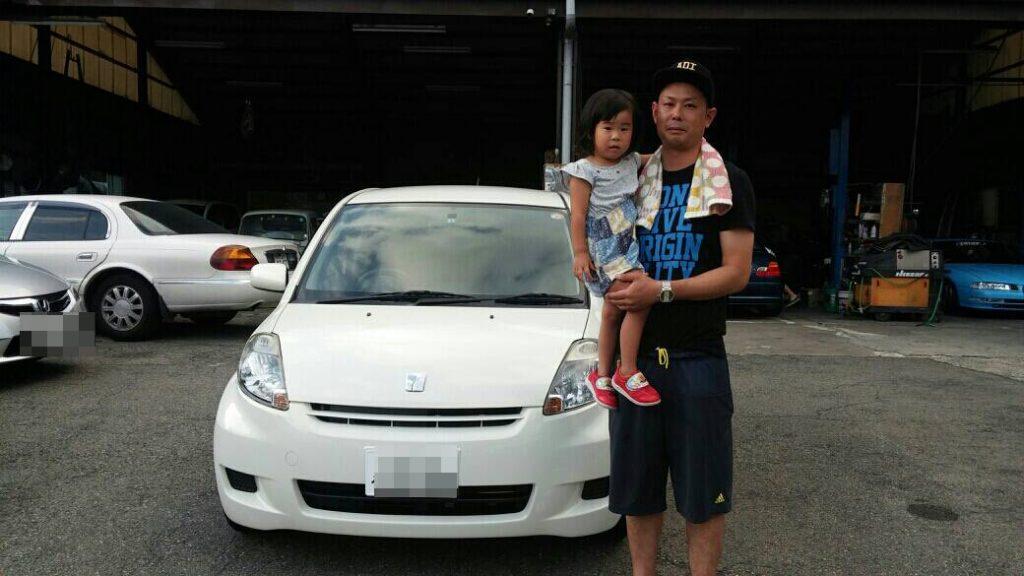 家族の思い出を作ってくれる素敵なお車、絶対に探してみせます
