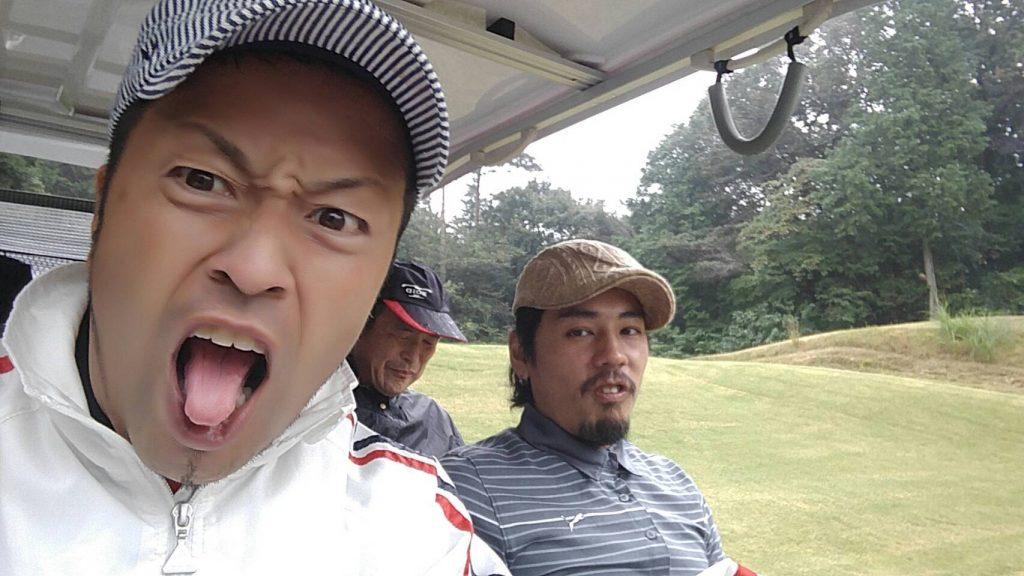 一緒にゴルフに行くこともあります。